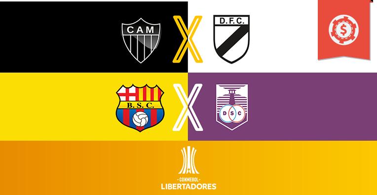 Pronósticos Libertadores – Etapa de Clasificación – Semana 4