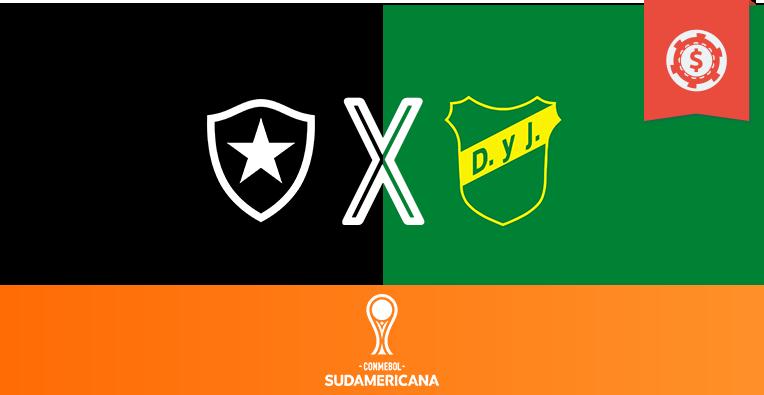Pronósticos Sudamericana - Botafogo vs Defensa y Justicia