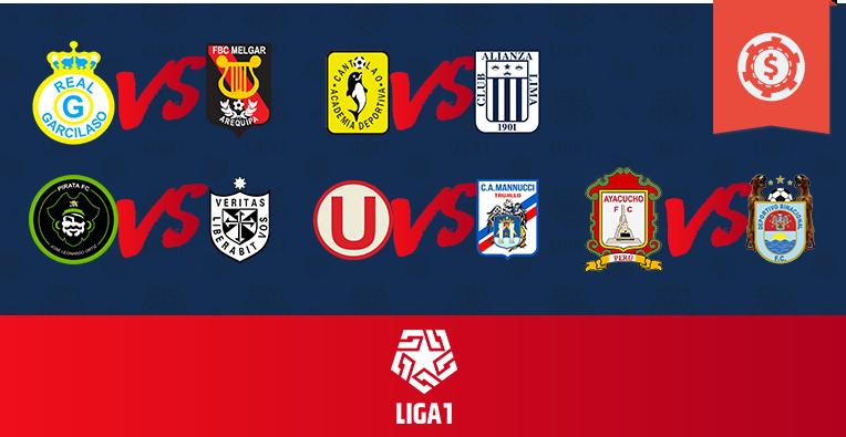Pronósticos Liga Perú jornada 4