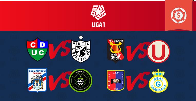 Pronósticos Liga Perú jornada 5