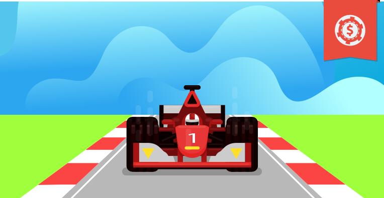 apostar en Fórmula 1