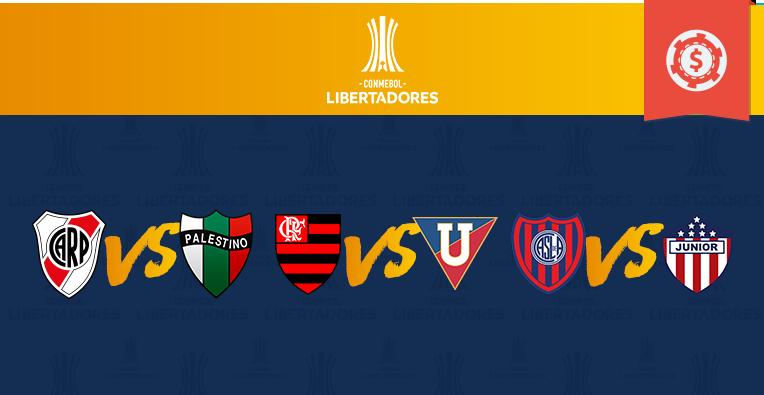 Pronósticos Copa Libertadores - Jornada 2