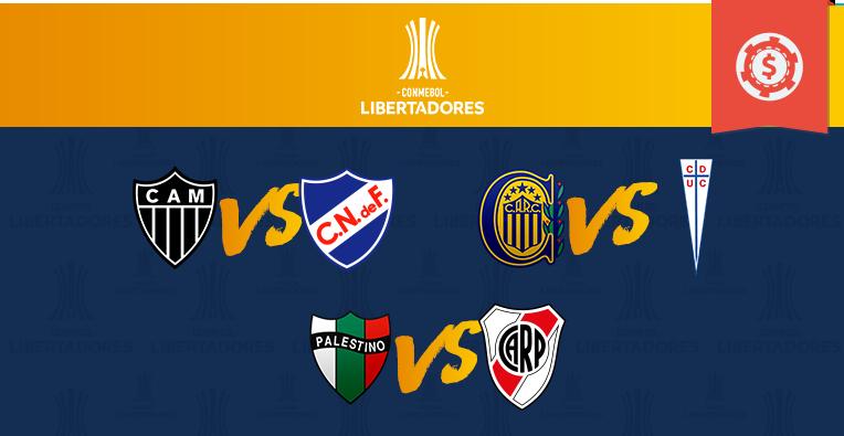 Pronósticos Copa Libertadores - Jornada 5