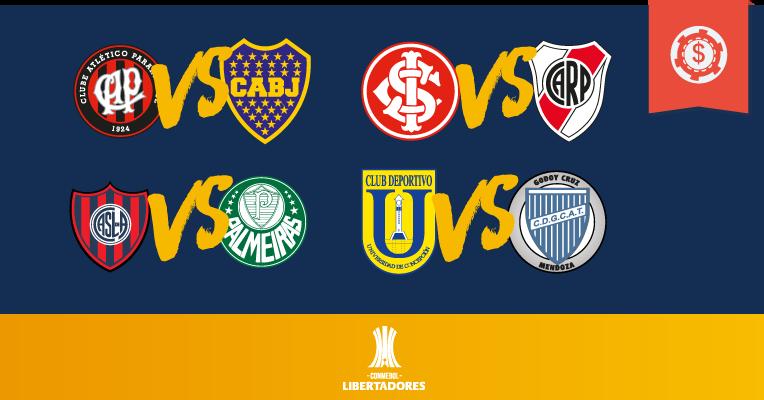 Pronósticos Copa Libertadores - Jornada 3
