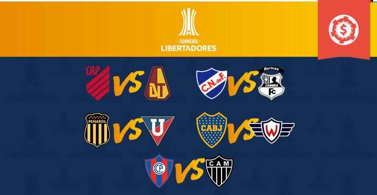 Pronósticos Copa Libertadores - Jornada 4