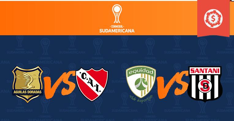 Pronósticos Copa Sudamericana - Semana 8