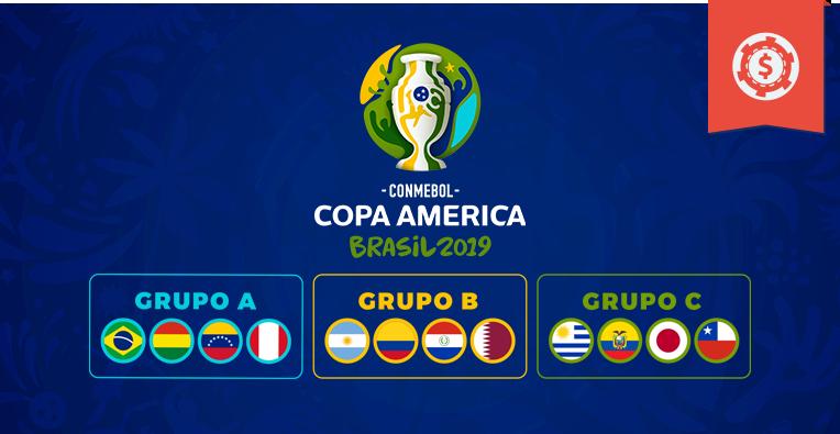 Pronósticos-Ganadores-de-Grupo-Copa-América-20192