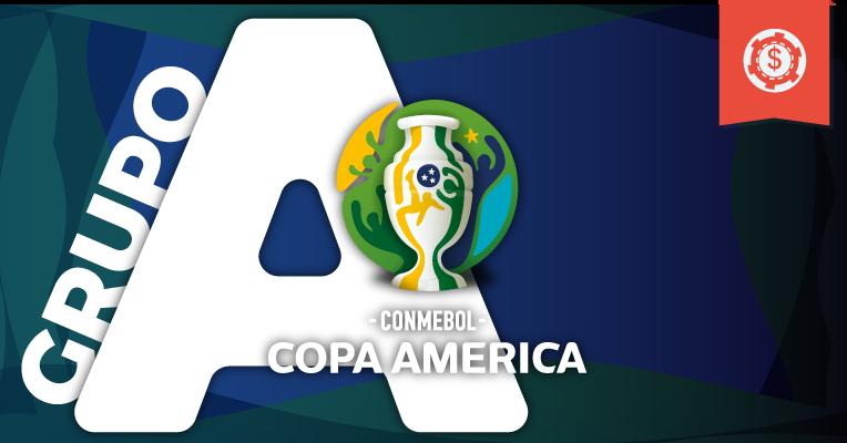 Apuestas en la Copa América 2019 • Grupo A