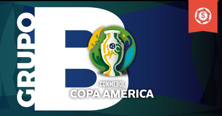 Apuestas en la Copa América 2019 • Grupo B