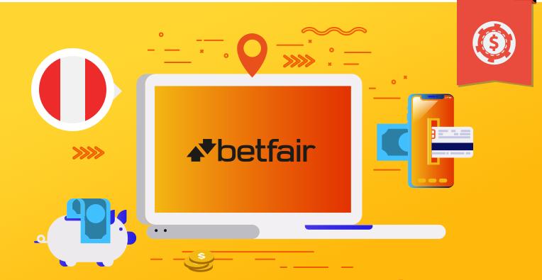 Como apostar en Betfair desde Perú