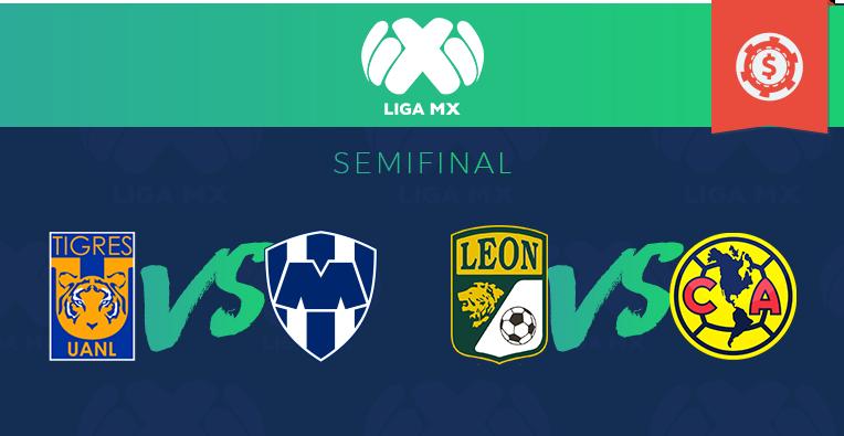 Pronósticos y Apuestas SEMIFINAL Liga MX