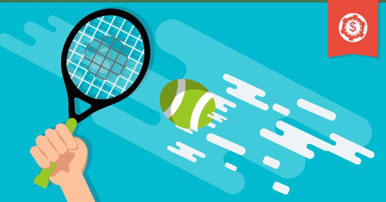 Los pisos de las canchas de tenis • Cómo influyen las superficies para apostar en tenis