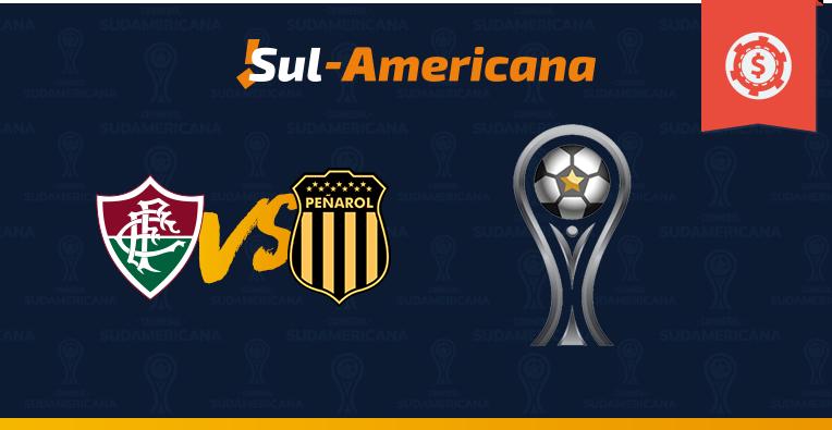 Pronósticos Copa Sudamericana - Fluminense x Peñarol