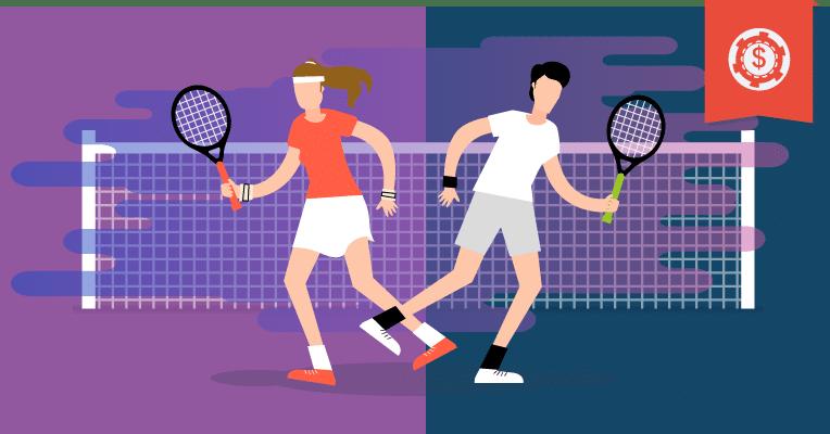 ATP x WTA • Las principales diferencias, ventajas y desventajas en las apuestas de tenis