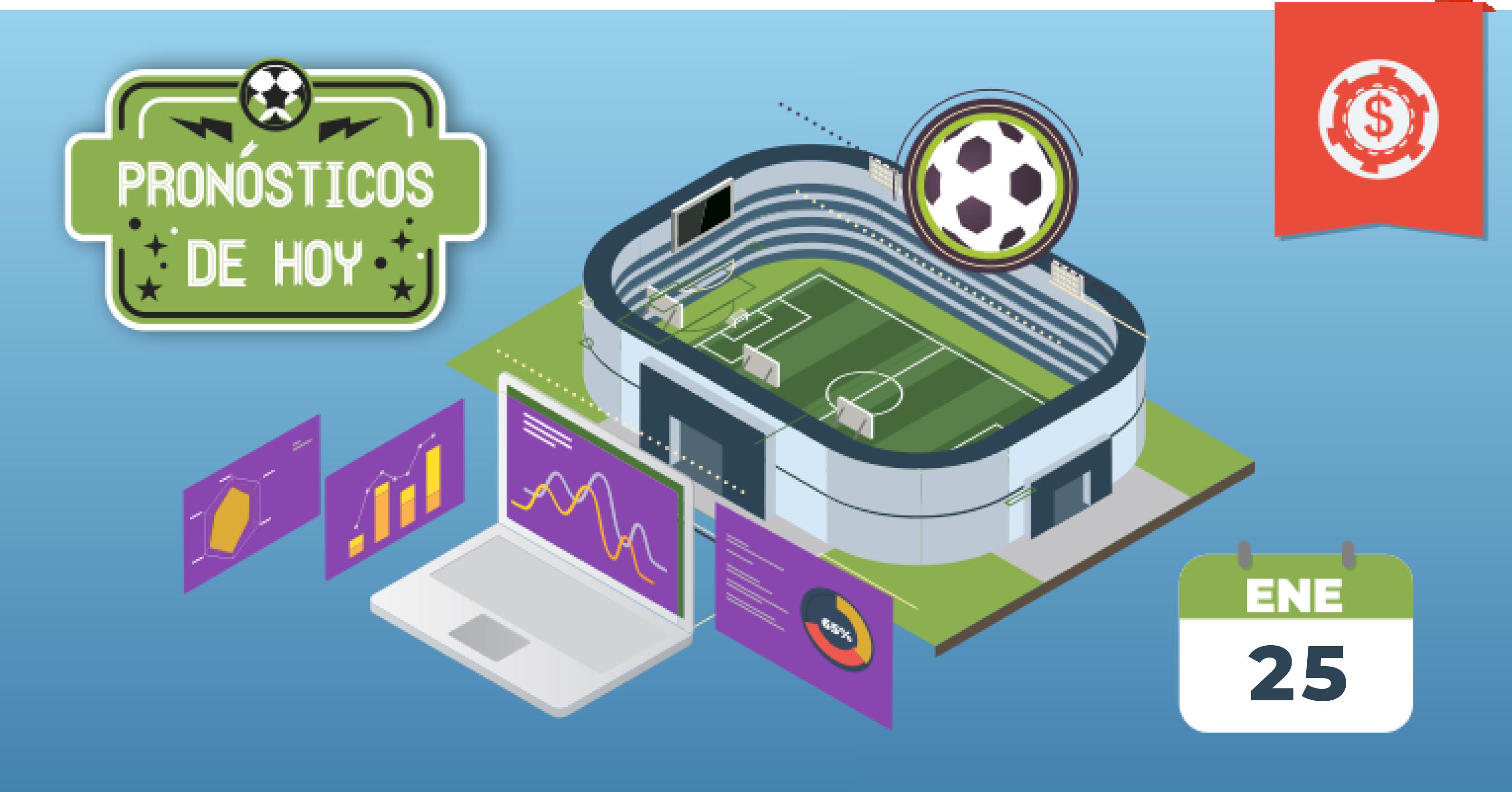 pronosticos-futbol-hoy-predicciones-25-enero-2020