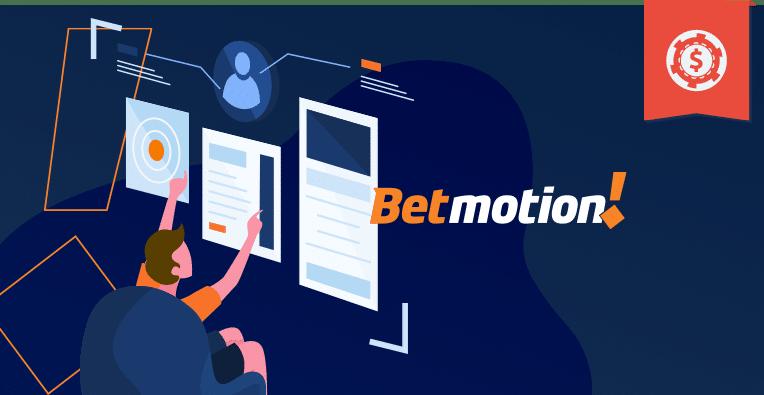 Cómo crear una cuenta en Betmotion