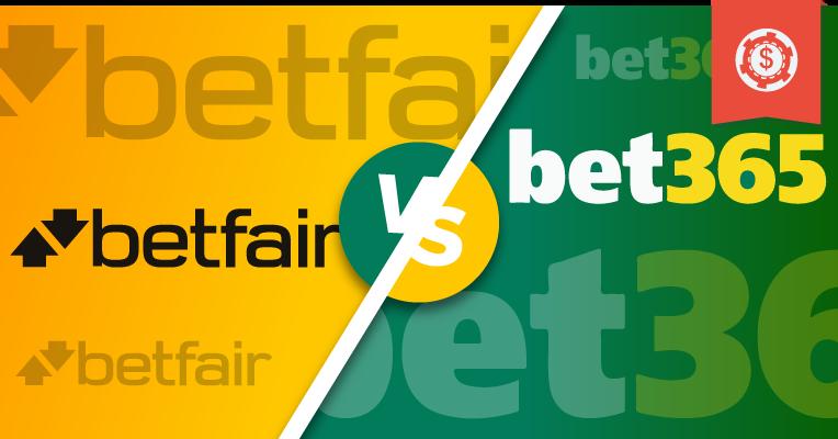 Betfair o Bet365: ¿Cual es la diferencia?