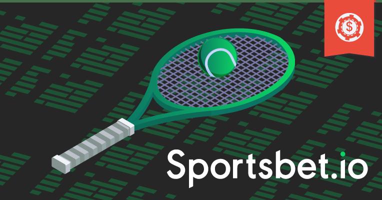 ¿Cómo apostar en tenis con Sportsbet.io?