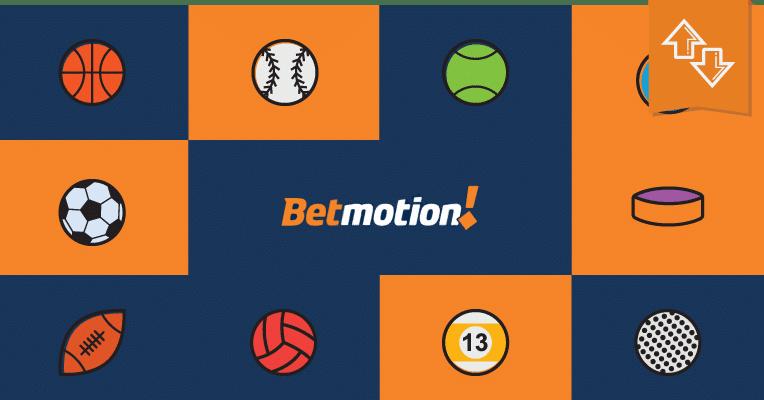 Todos los deportes disponibles para apostar en betmotion