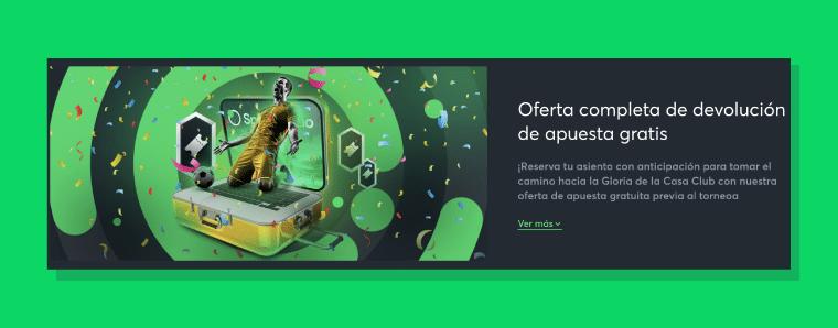 Buenas promociones en Sportsbet.io, pero sin bono de bienvenida