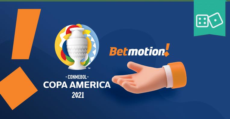 Como Apostar En La Copa America En Betmotion